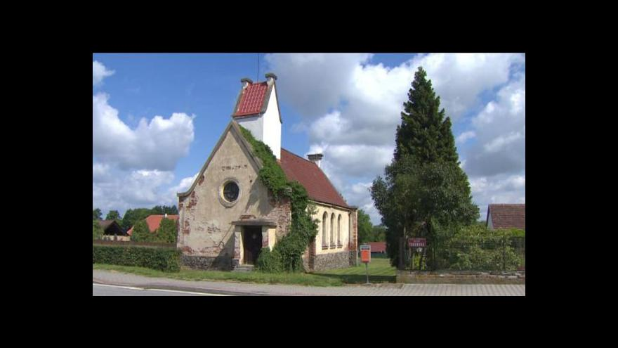 Video Seriál Opuštěná místa: Husova kaple v Bernarticích