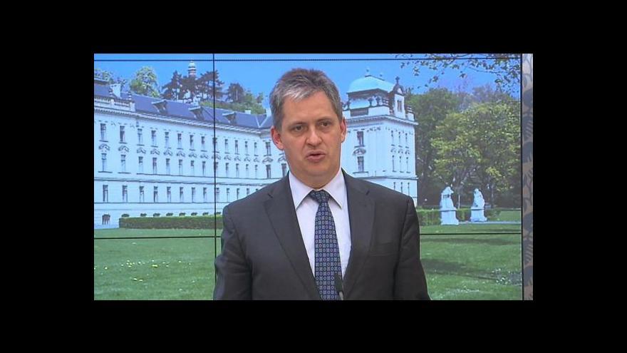 Video Brífink po setkání předsedy vlády se zástupci projektu Rekonstrukce státu