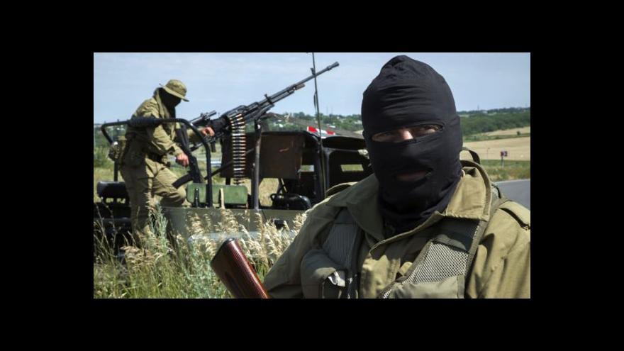 Video Politický geograf: Cesta k míru vede přes jednání s Moskvou