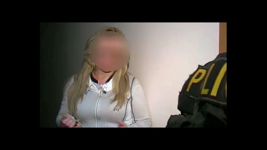Video PODÍVEJTE SE: Záznam zatýkání Jany Nagyové