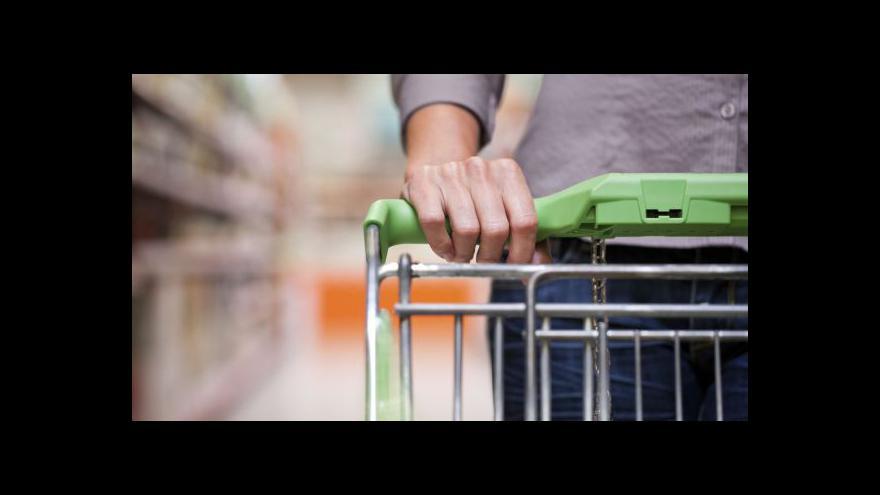 Video Šizení v supermarketech