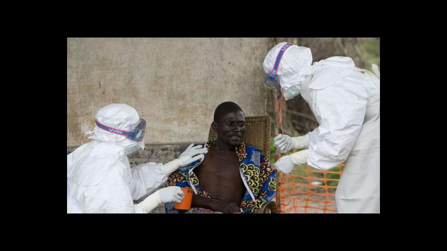 Video Gruber o ebole: Reakce WHO byla nedostatečná