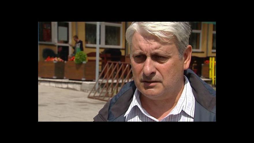 Video Rozhovor s místostarostou Šenova Janem Blažkem