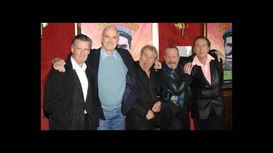 Video Monty Python se vrátili - po třiceti letech
