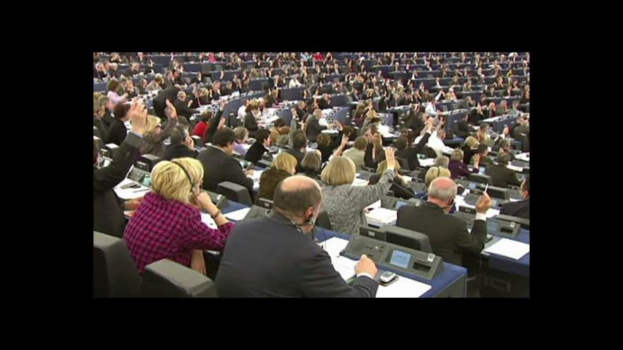 Video Čeští europoslanci zvolení Schulze vítají i odmítají