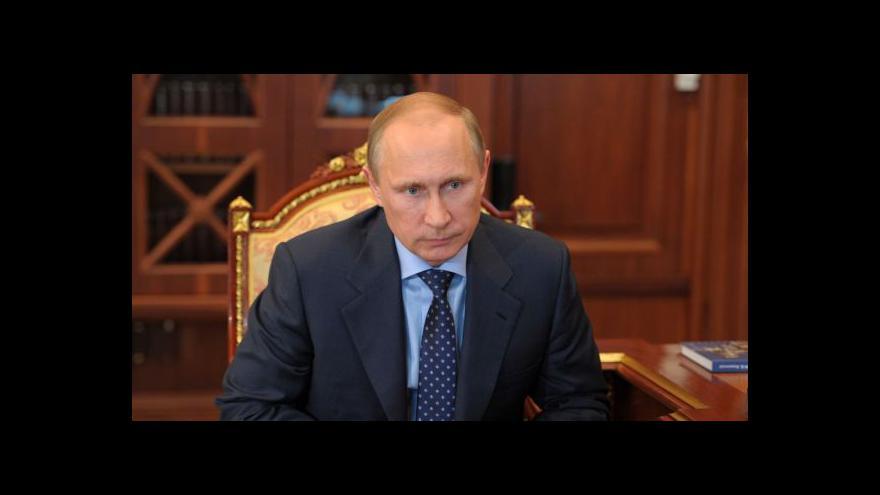 Video Baar: Pro Putina je významná spolupráce s Čínou a Pacifikem