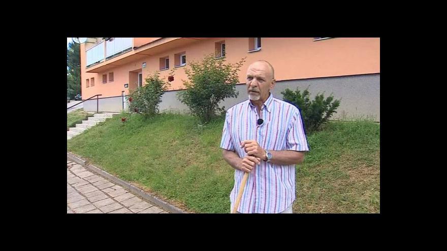 Video Na transplantaci před 31 lety vzpomíná první pacient Josef Mynář