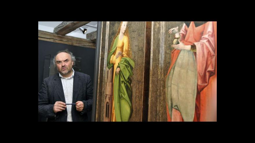 Video Tisková konference: Daniel Herman uvedl do funkce Jiřího Fajta