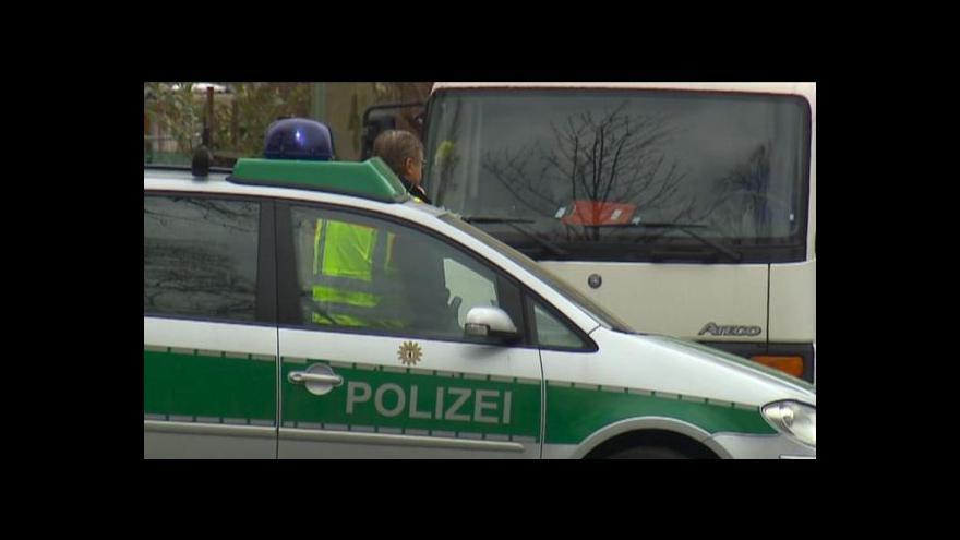 Video Události: Pervitin v česko-saském pohraničí