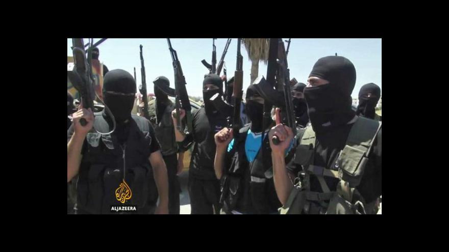Video Horizont: Kdo jsou bojovníci ISIL?