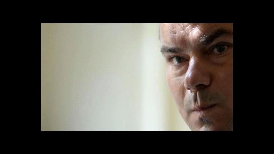 Video Marek Dalík požádal, aby soud probíhal bez něj