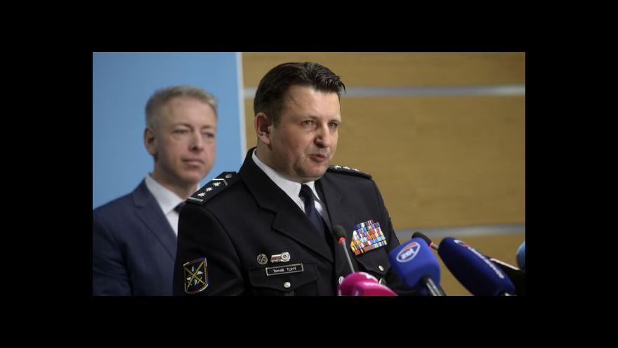 Video Policejní prezident: Za dva měsíce jsme odhalili 62 varen drog
