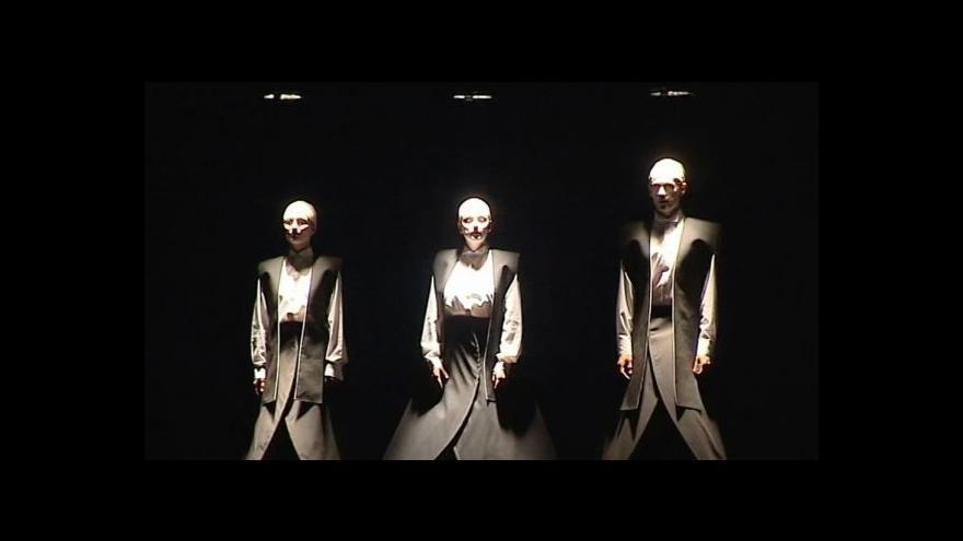 Video Dny nové opery v Ostravě představily operu bez zpěvu.