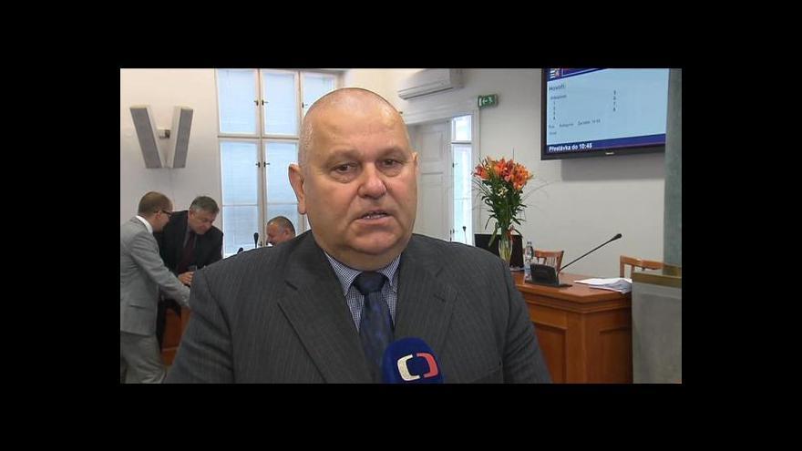 Video Novým hejtmanem Středočeského kraje je Miloš Petera