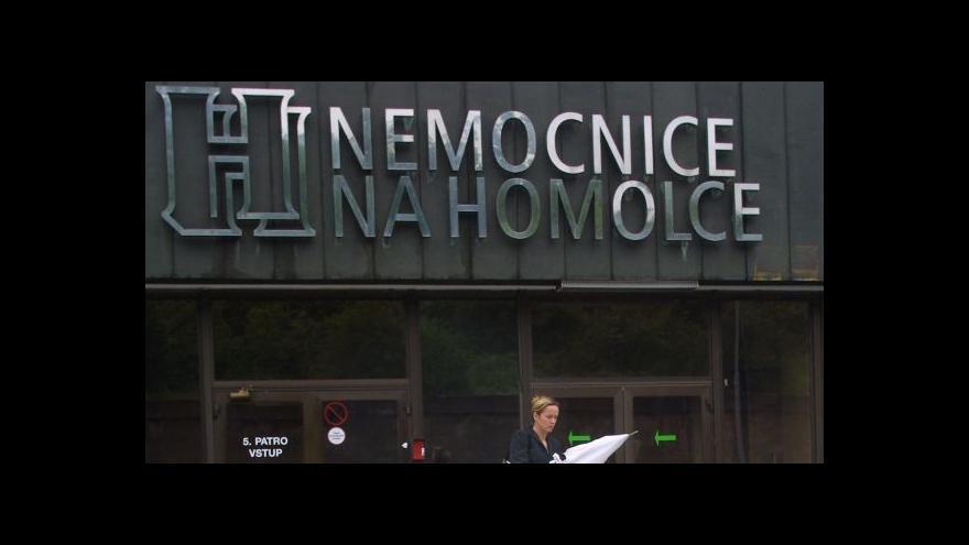 Video Soud poslal exšéfa Homolky do vazby