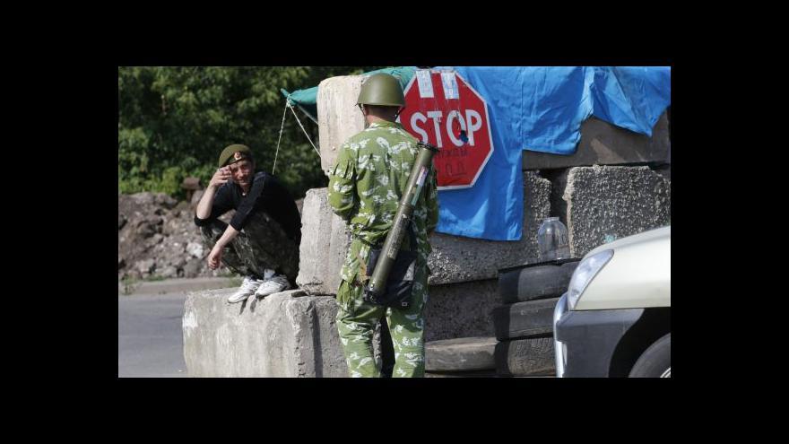 Video Kyjev prodloužil příměří