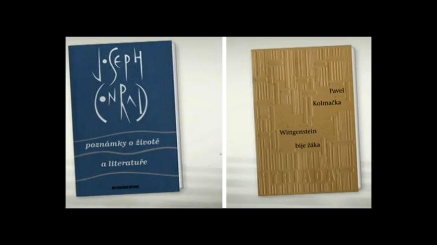 Video Joseph Conrad / Poznámky o životě a literatuře