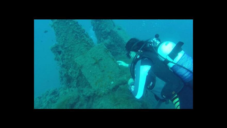 Video Tajemství ponorky z druhé světové války