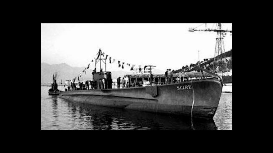 Video Szántó: Potápění k ponorce byl silný zážitek