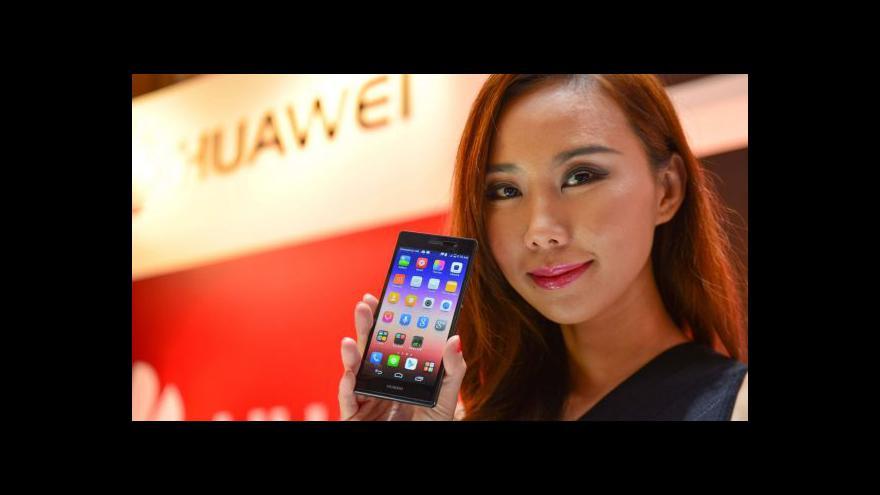 Video Za branami technologického giganta Huawei