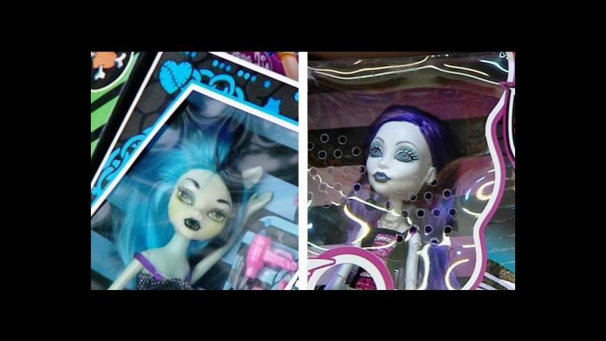 Video Pozor na kopie hraček
