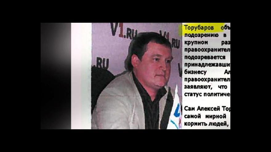 Video ÚS zrušil Torubarovovo vydání
