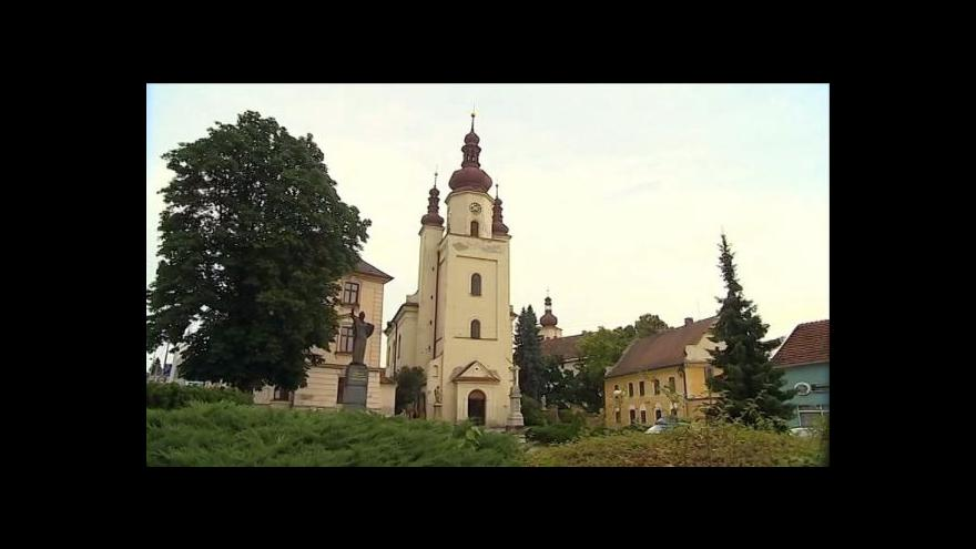 Video Stíhaný kněz je z Ivanovic. Do Přerova jezdil na vlastní pěst