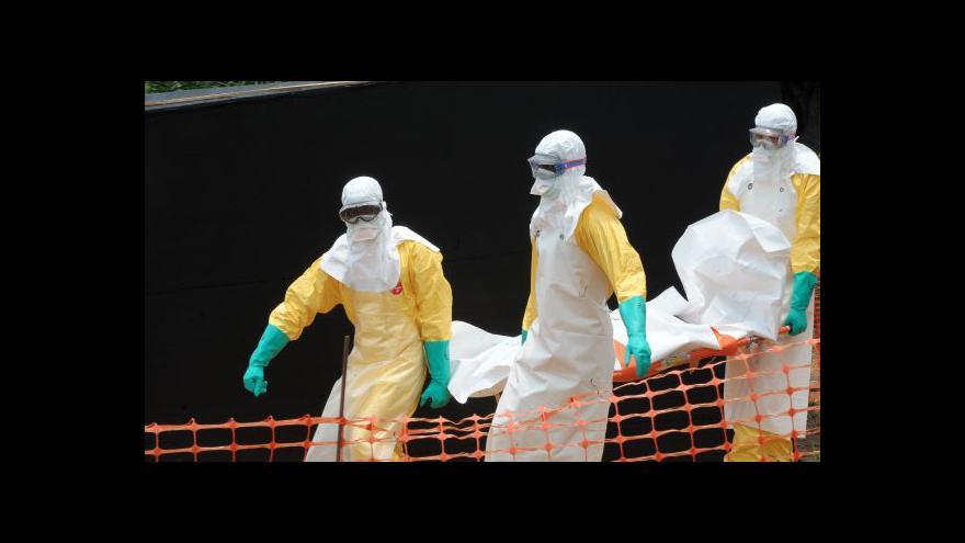 Video Šéf Lékařů bez hranic: Firmy by na léku na ebolu nevydělaly