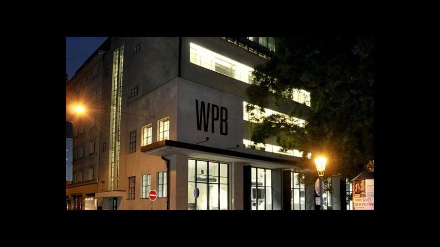 Video Události: Policie stíhá představitele WPB Capital