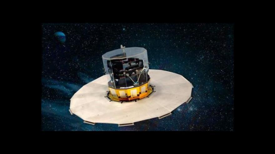 Video Britský Houston chce poslat družici ke Slunci