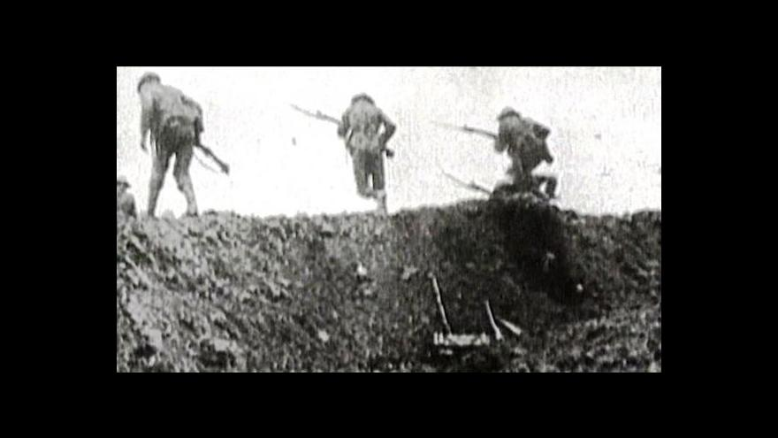 Video Sté výročí Velké války připomene i Česká televize