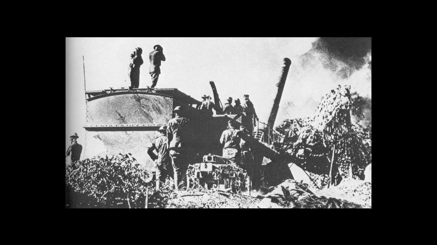 Video Pietní vzpomínka na Velkou válku