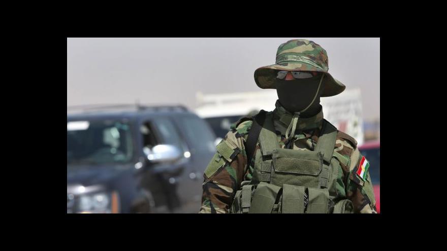 Video Horizont 24: Od června zahynulo v Iráku přes 1000 lidí