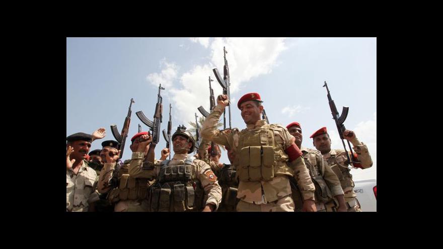 Video Arabista: Klasická státnická identita v Iráku nyní neexistuje