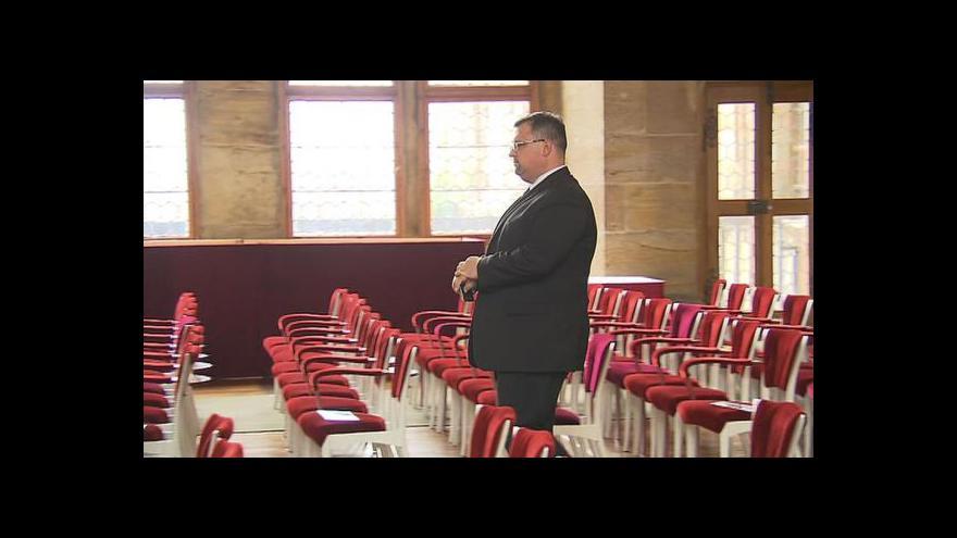 Video Ceremoniář Forejt zůstává na Hradě