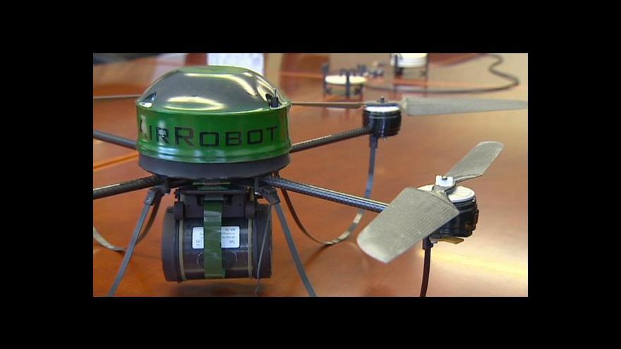 Video Americké drony plné otazníků