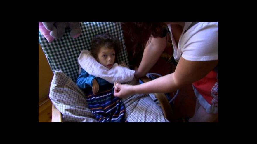 Video Události: Za ochrnutí při porodu má nemocnice zaplatit 30 milionů