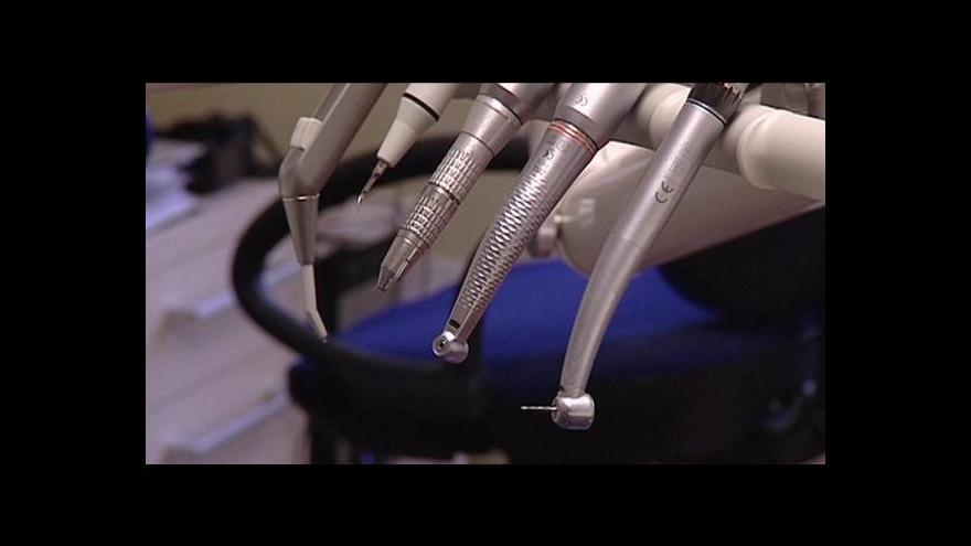 Video Kraje mají problémy hlavně se zubní pohotovostí