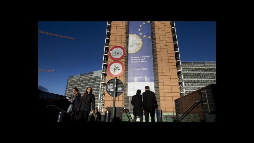 Video Vláda hledá eurokomisaře