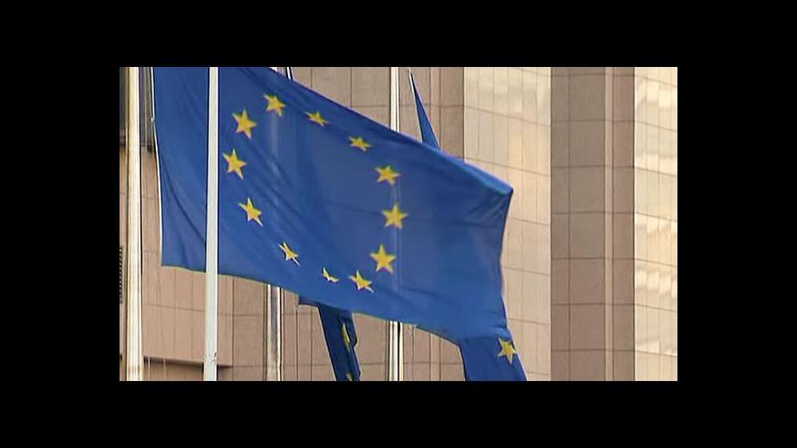 Video Události, komentáře: Vláda hledá eurokomisaře