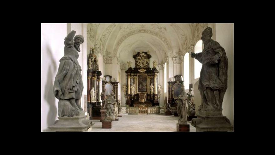 Video Další ne pro církev – stát odmítl vrátit kapli sv. Anny