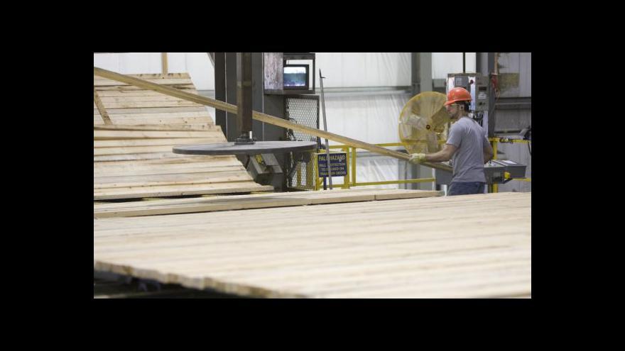 Video Dřevařský podnik ve Vodňanech odmítli