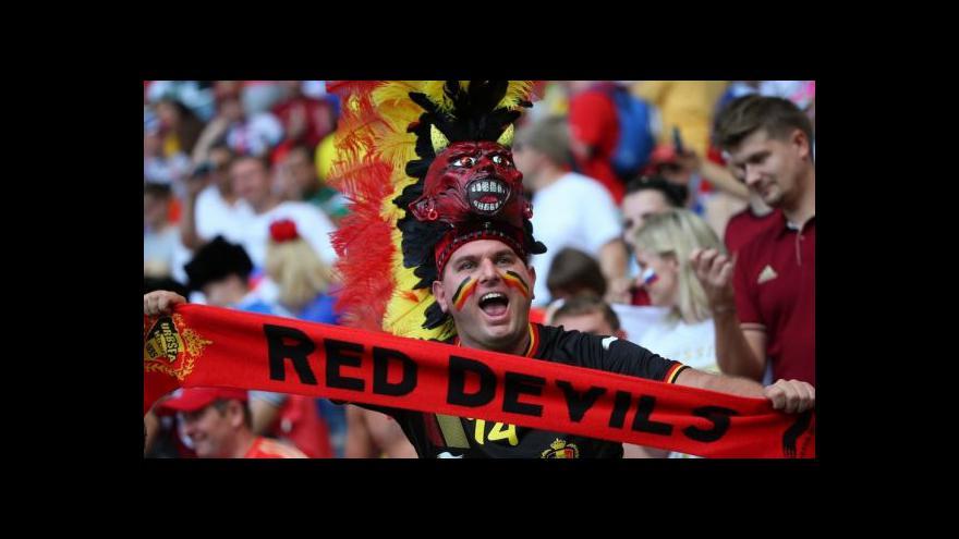 Video Fotbal jako dočasný recept na sjednocení Belgie