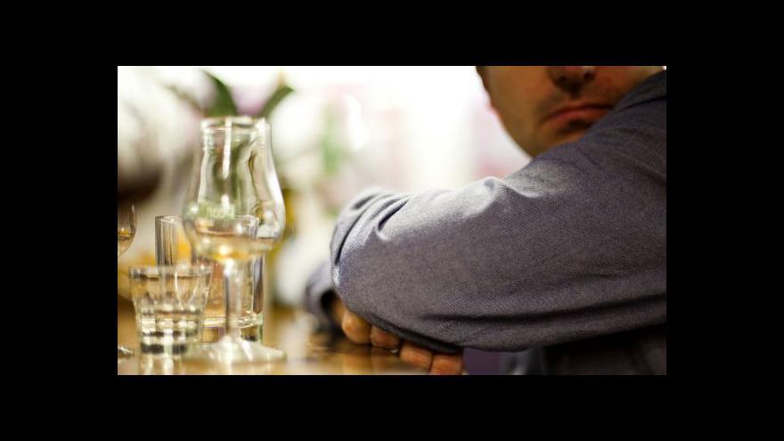 Video 168 hodin - alkoholik rekordman
