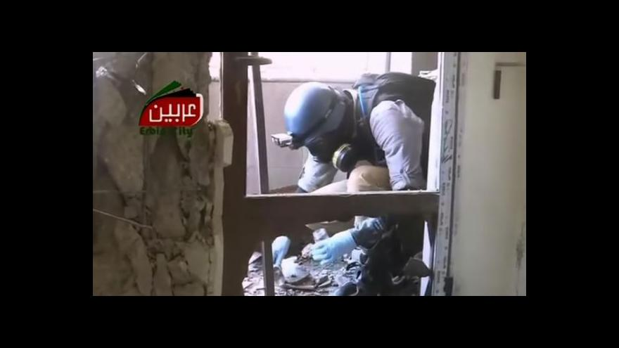Video Tureček: Důkazy, že Sýrie něco skrývá, zatím nejsou