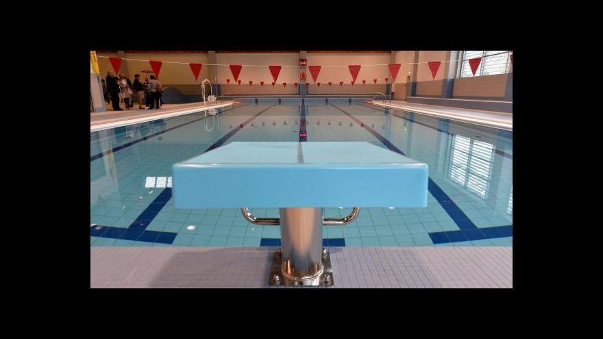 Video Jižní Město má nový bazén s tobogánem