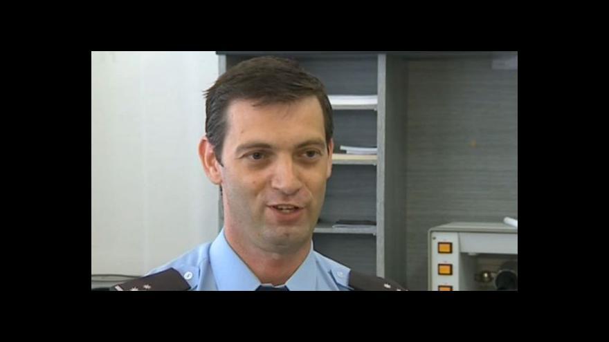 Video Rozhovor s policistou Michalem Salvetem