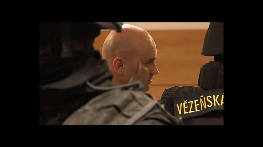 Video Soud potrestal zbytek gangů vyděračů.