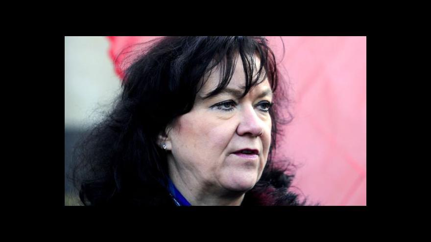 Video Zda bude Semelová za své výroky stíhána, rozhodne rozbor politologa