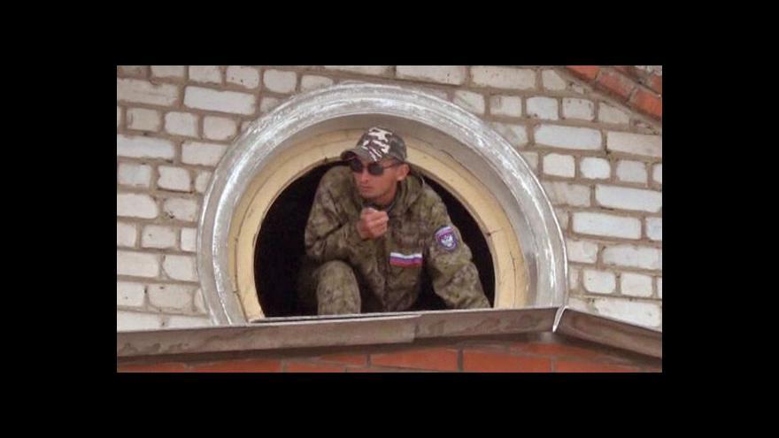 Video Putin i Západ doufají v dodržení příměří